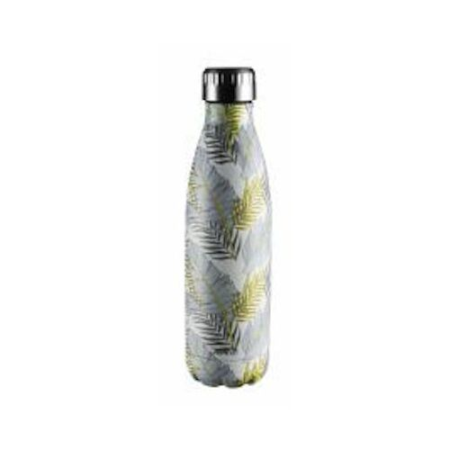 Drink Bottle Tropical Blue/Gold 500ml