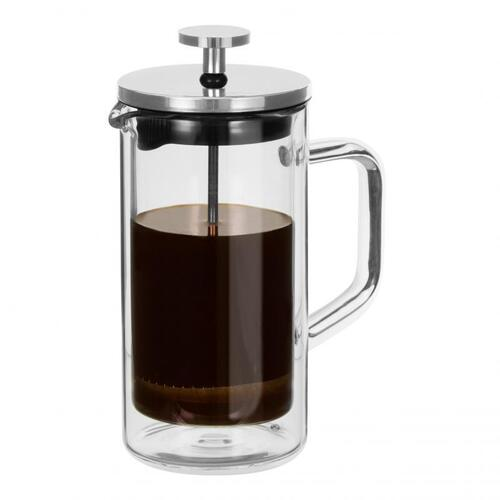 Capri Double Wall Coffee Plunger - 350ml