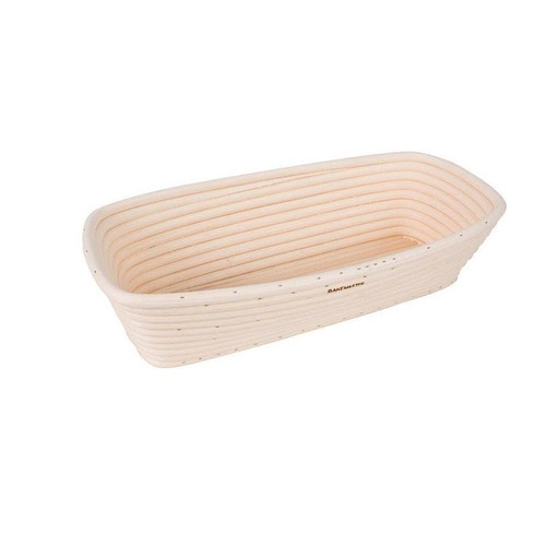 Rectangle Proving Basket - 30x15x8cm