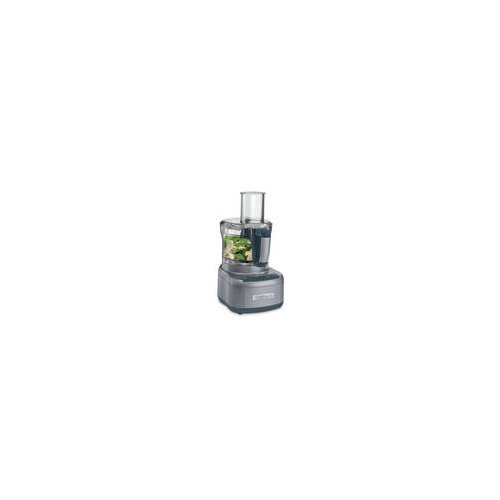 8 Cup Food Processor Gunmetal Grey