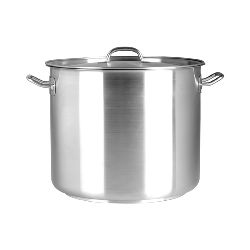 Elite Stainless Stockpot 21.5L