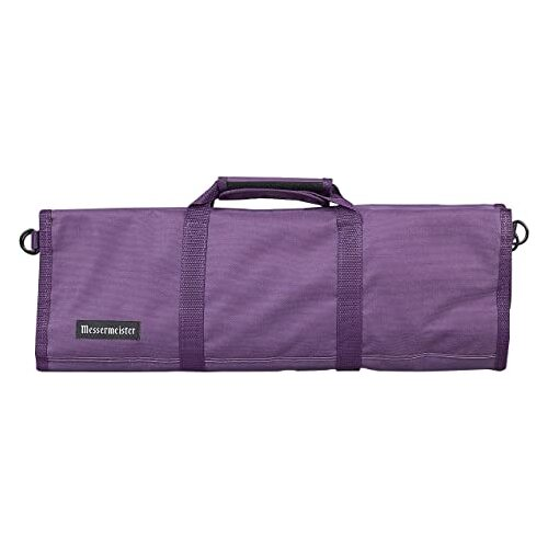 Plum 12 pce Knife Roll