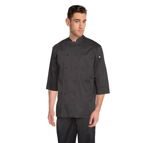 3/4 Sleeve Chef Jacket